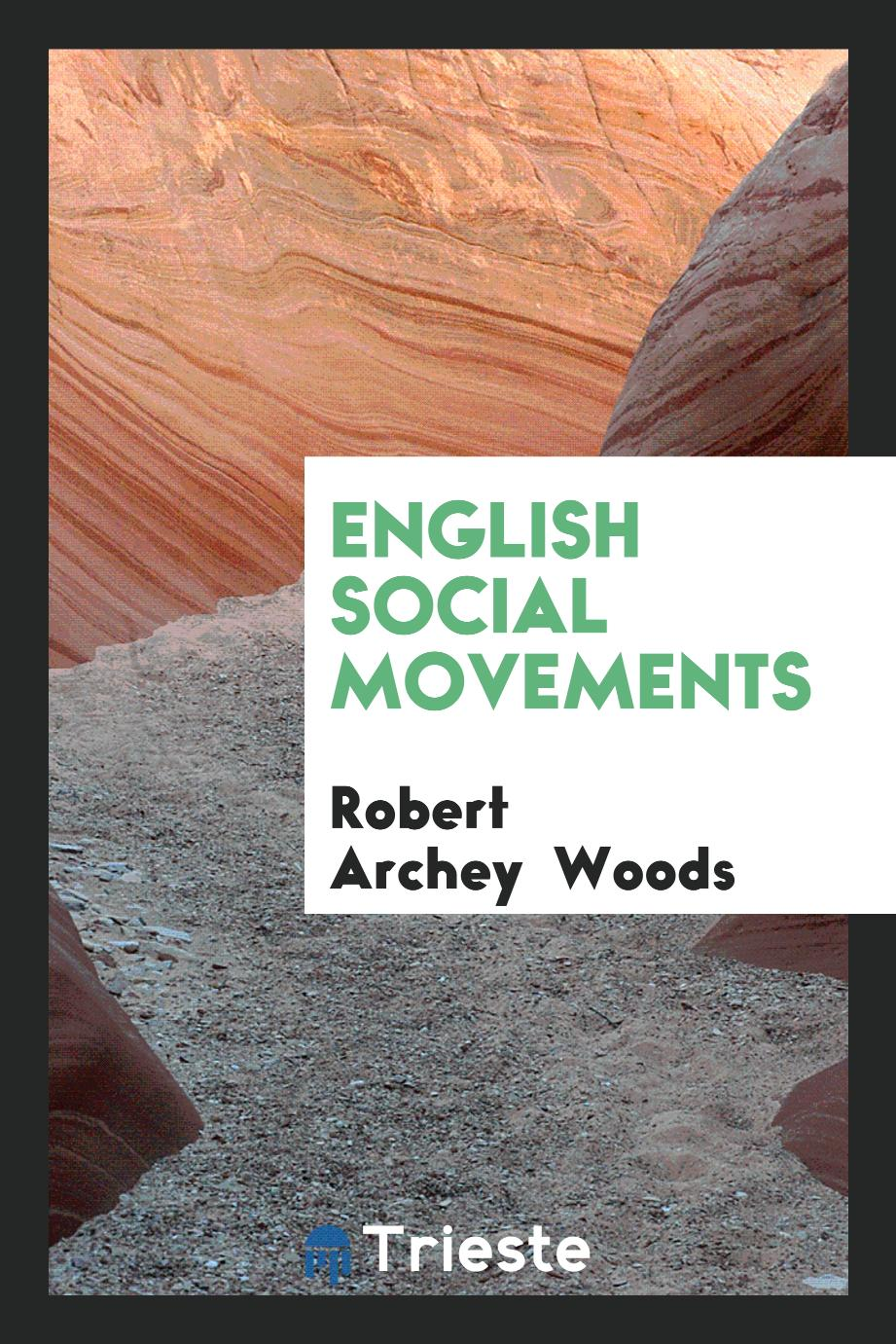 English Social Movements