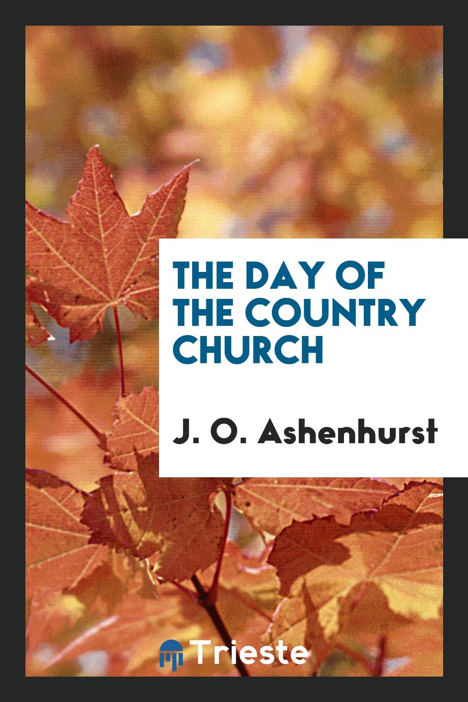 The Day of the Country Church