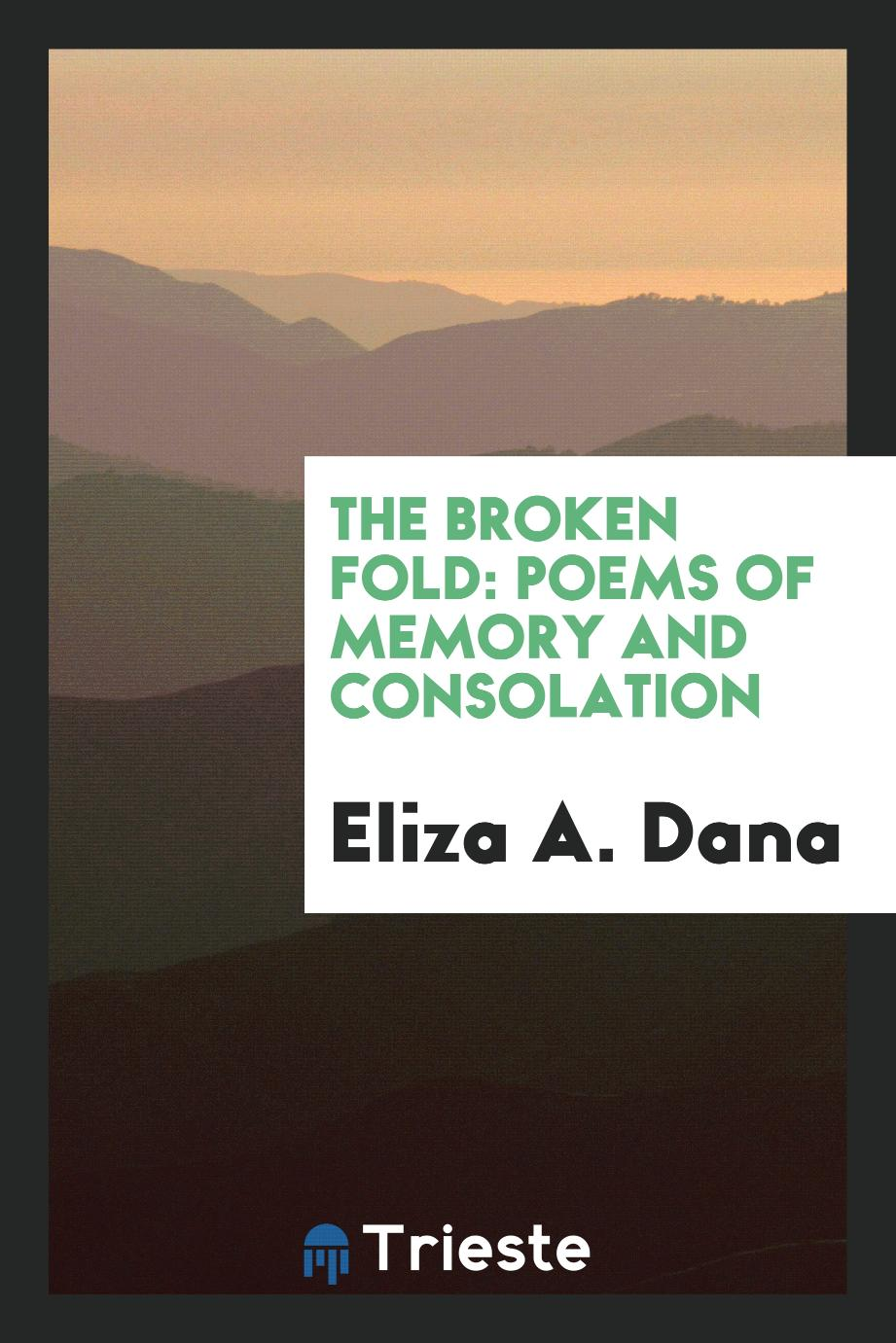 The Broken Fold: Poems of Memory and Consolation