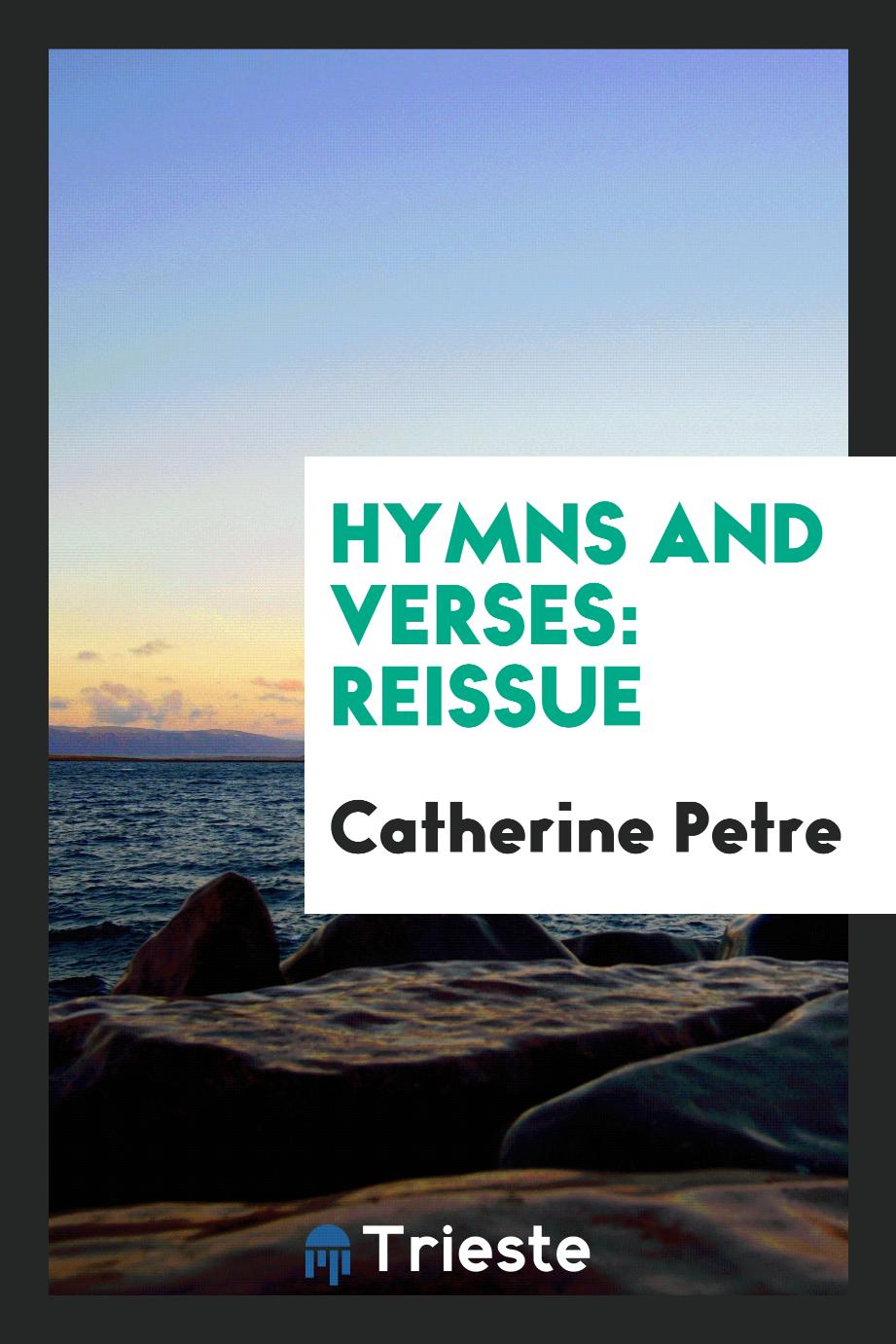 Hymns and Verses: Reissue