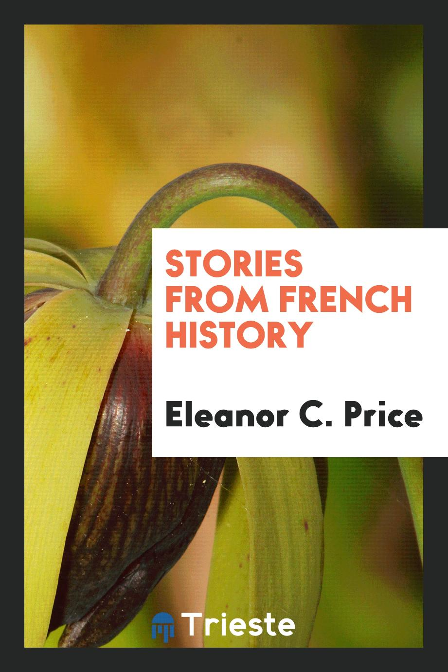 Stories from French history