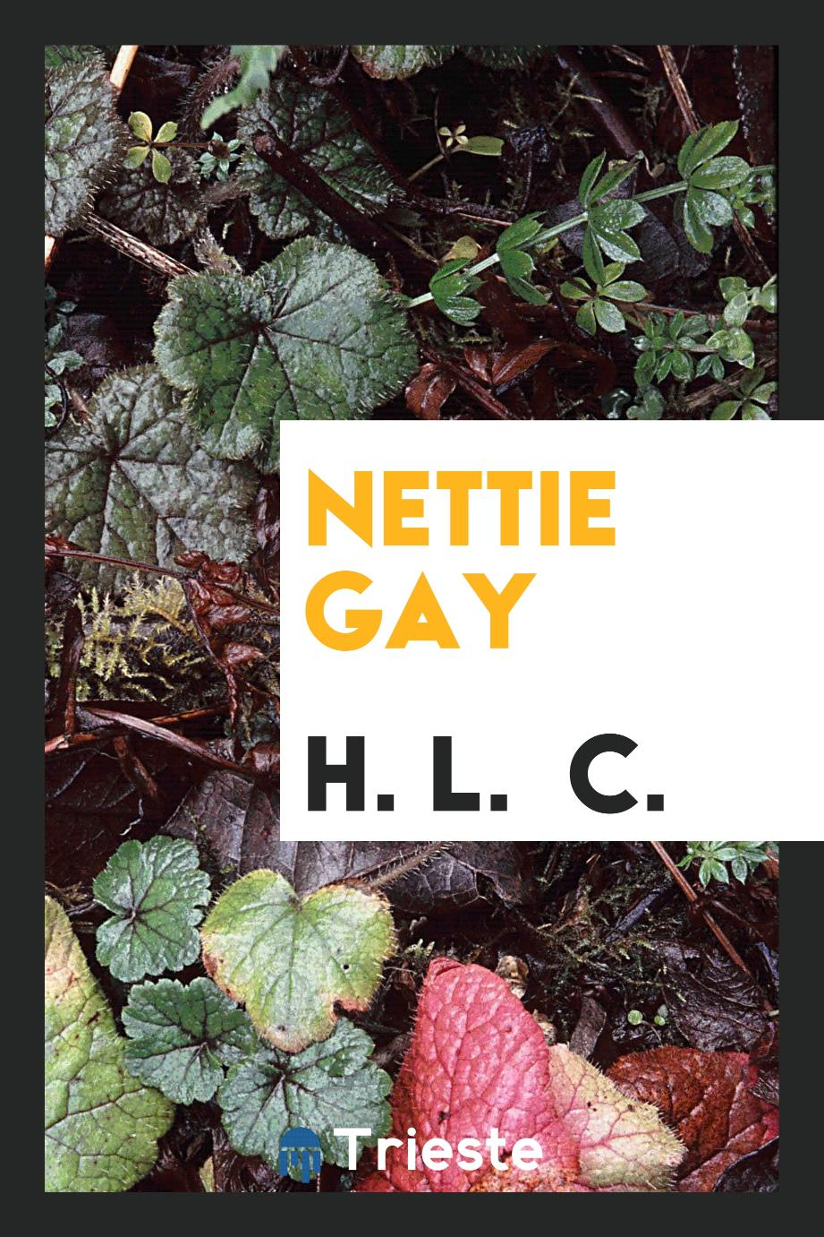 Nettie Gay
