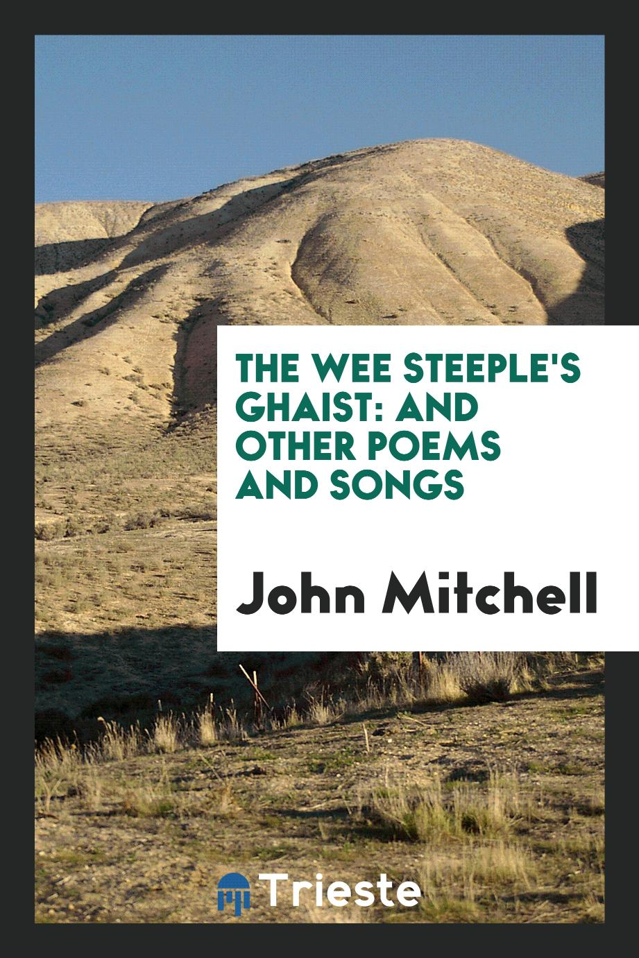 The wee steeple's ghaist: and other poems and songs