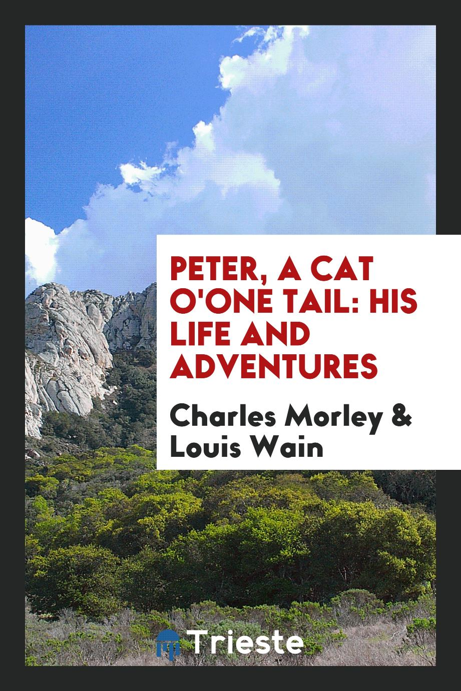 Peter, a Cat O'One Tail: His Life and Adventures