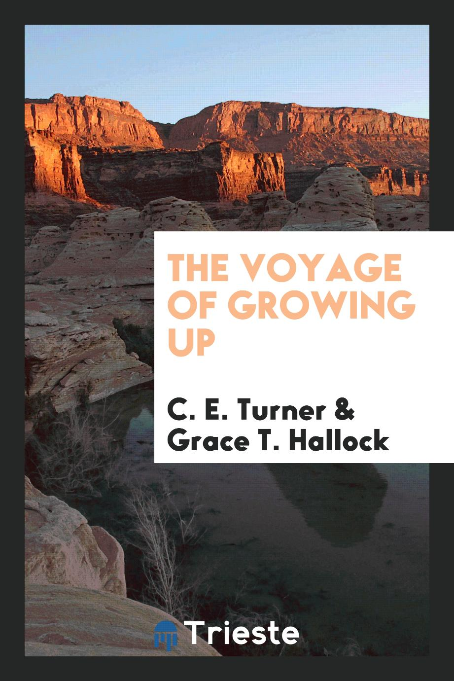 The voyage of growing up