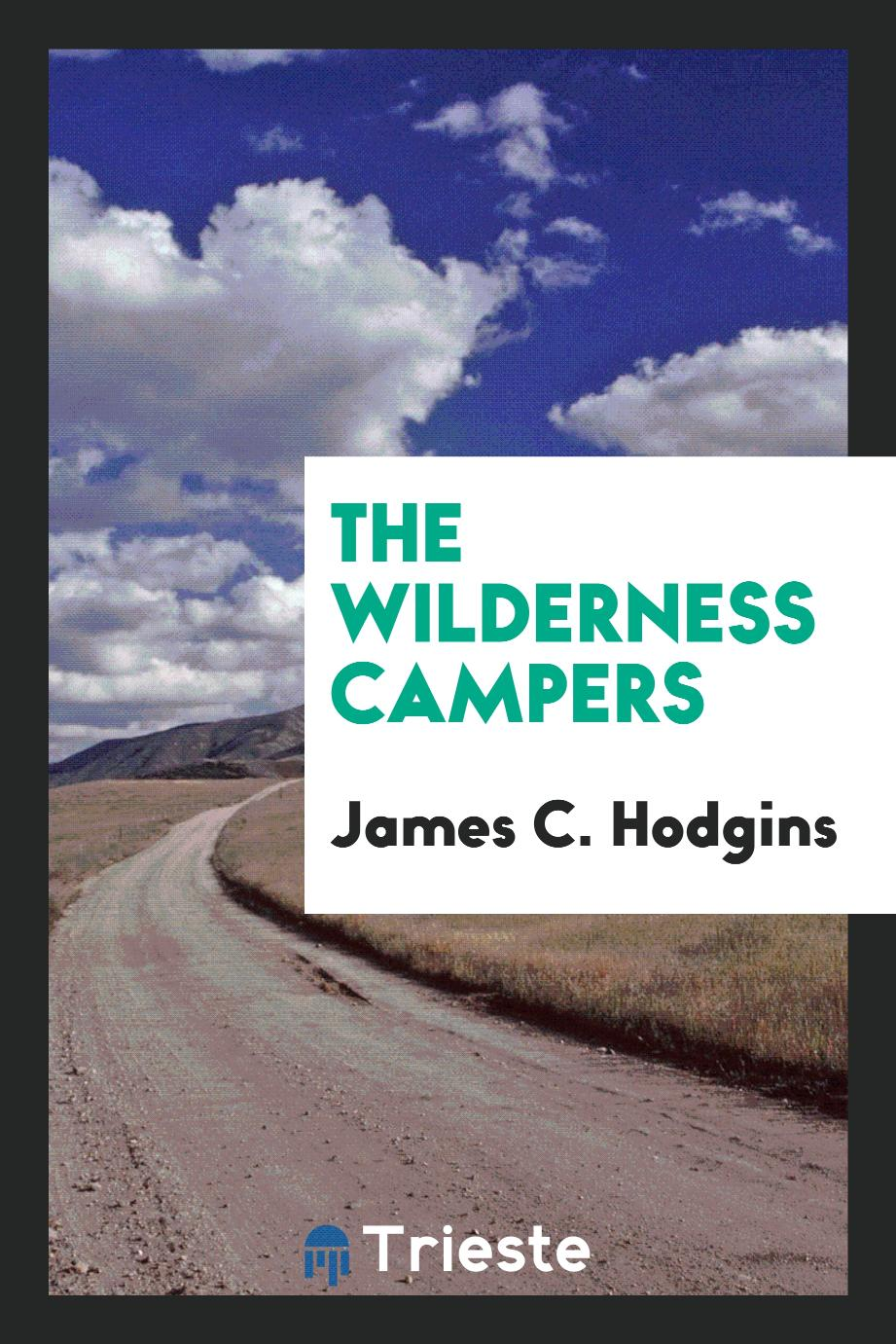 The wilderness campers