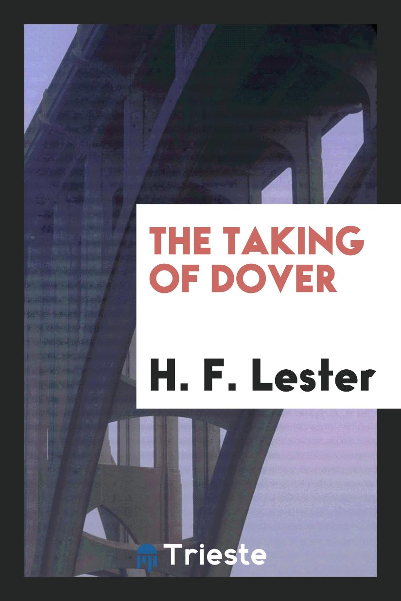 The Taking of Dover