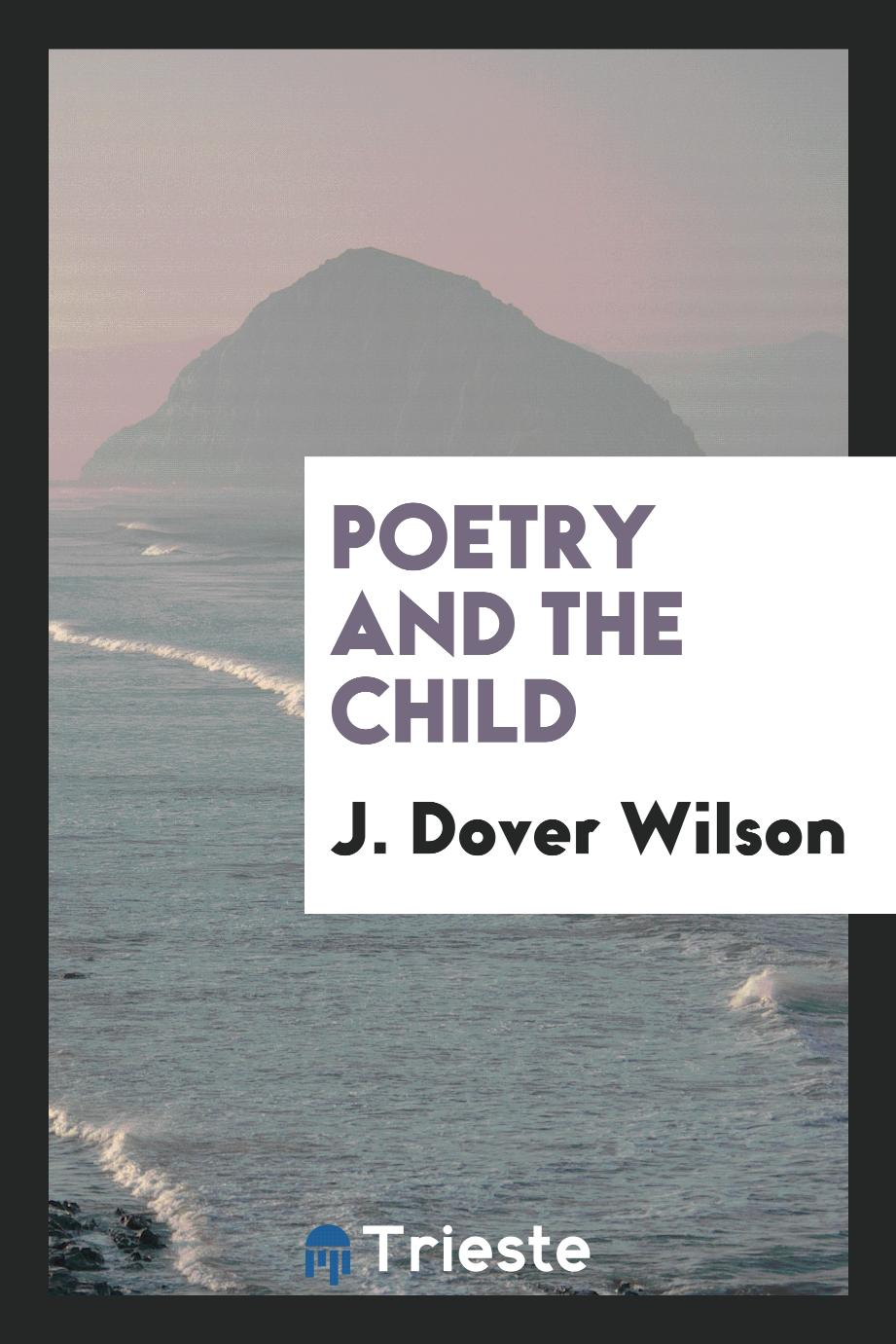 Poetry and the child