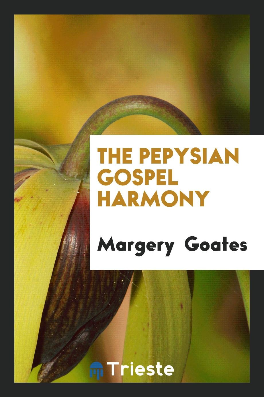 The Pepysian Gospel Harmony