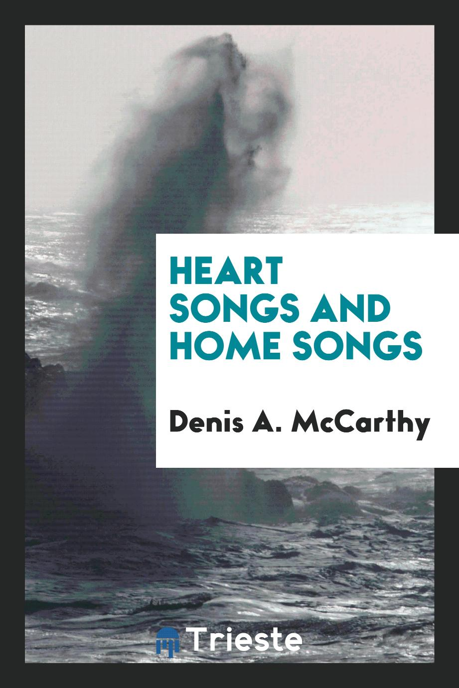 Heart Songs and Home Songs