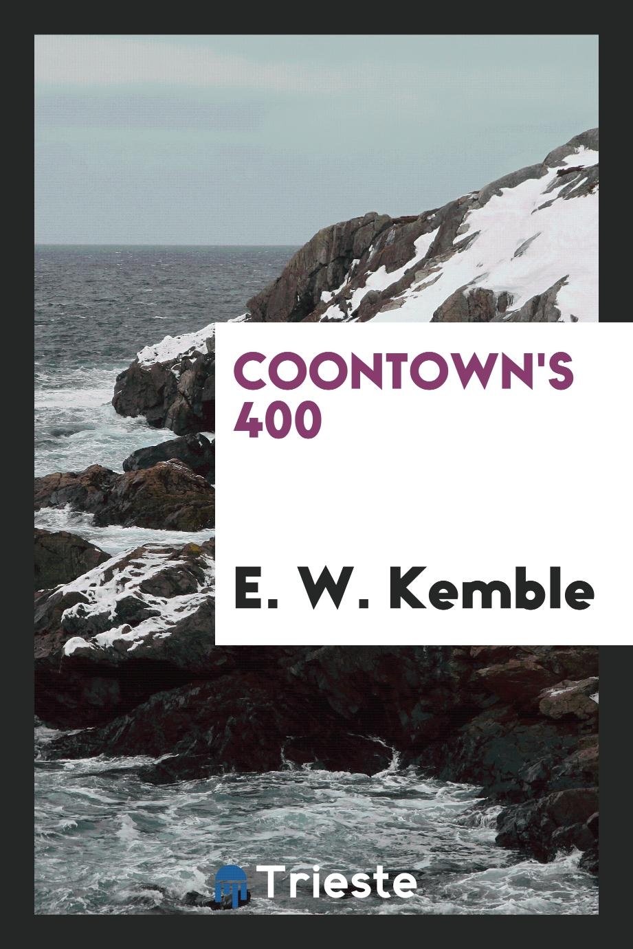 Coontown's 400
