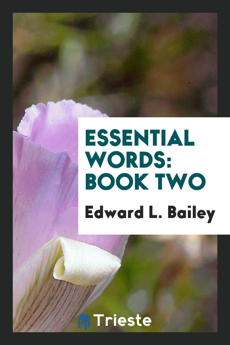 Essential Words: Book Two