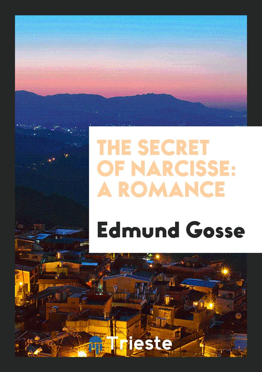 The Secret of Narcisse: A Romance