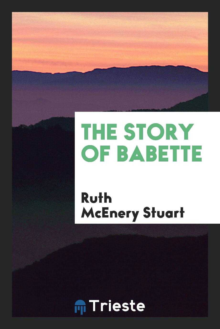 The story of Babette