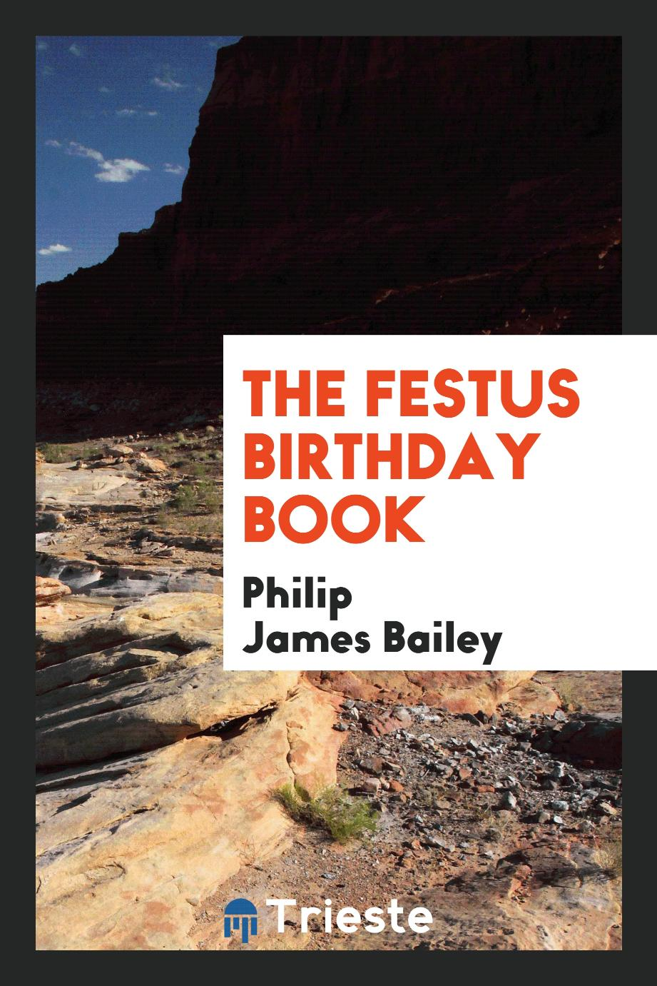 The Festus Birthday Book