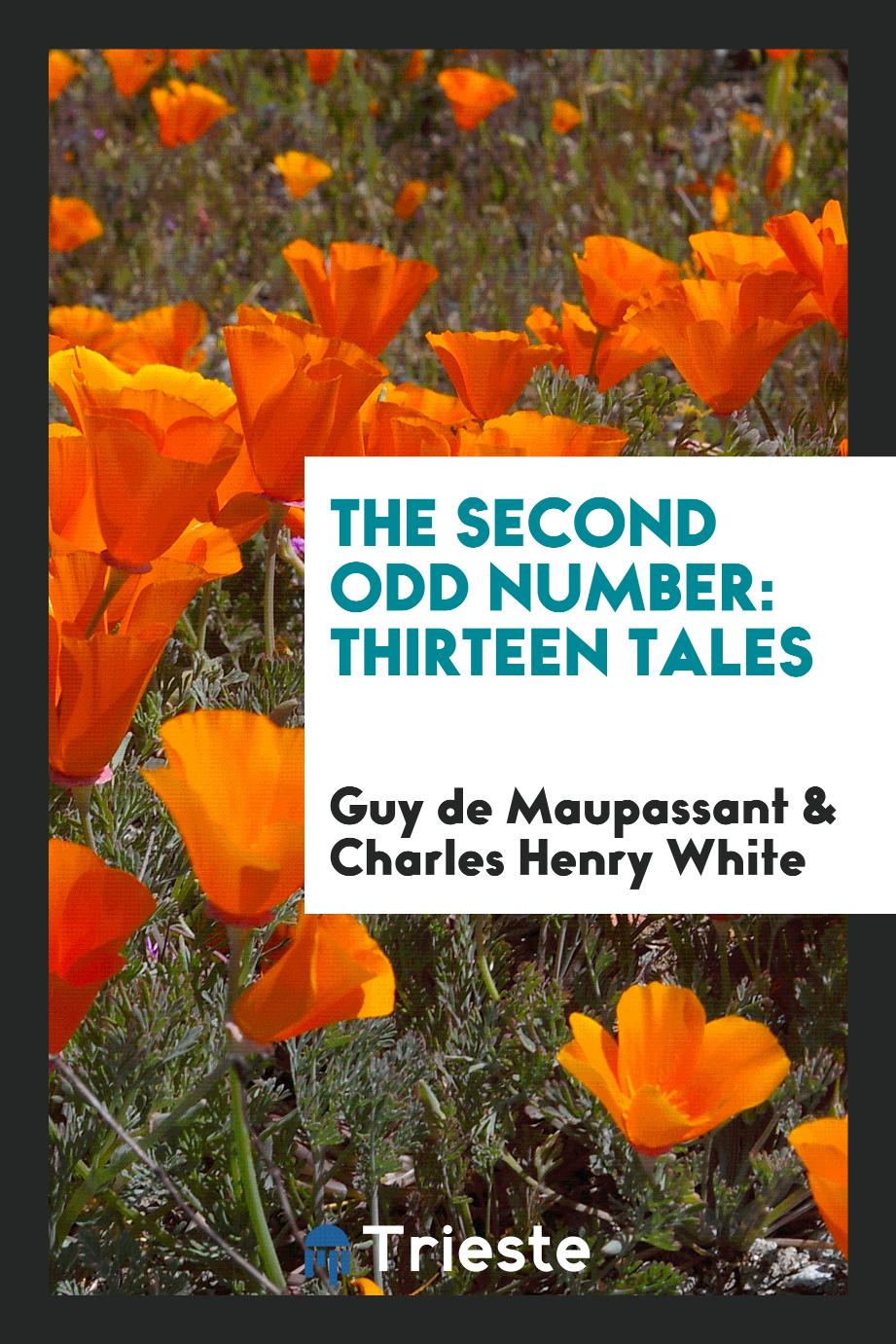 The second odd number: thirteen tales