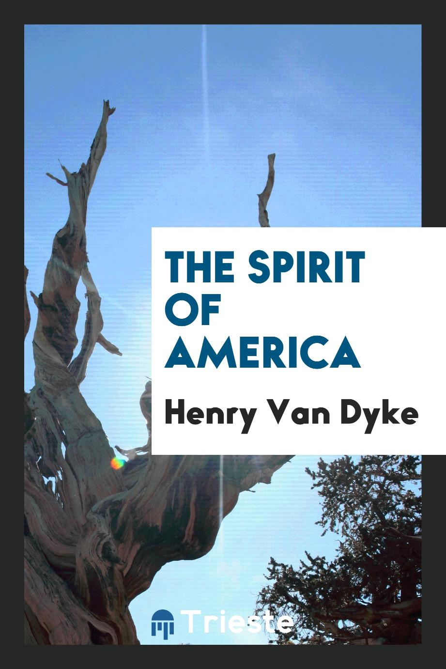 The Spirit of America