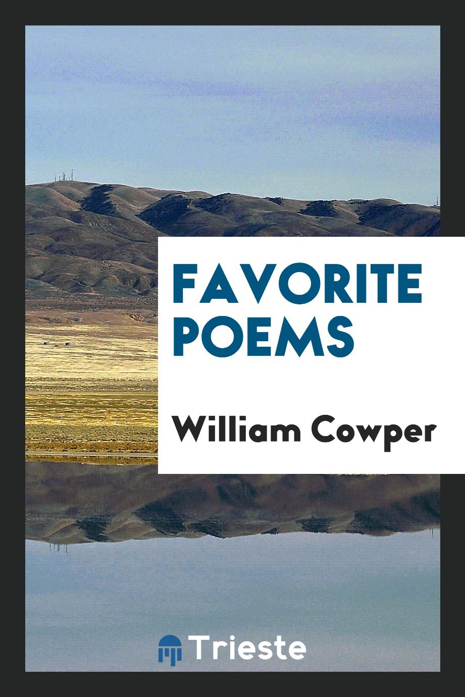 Favorite Poems