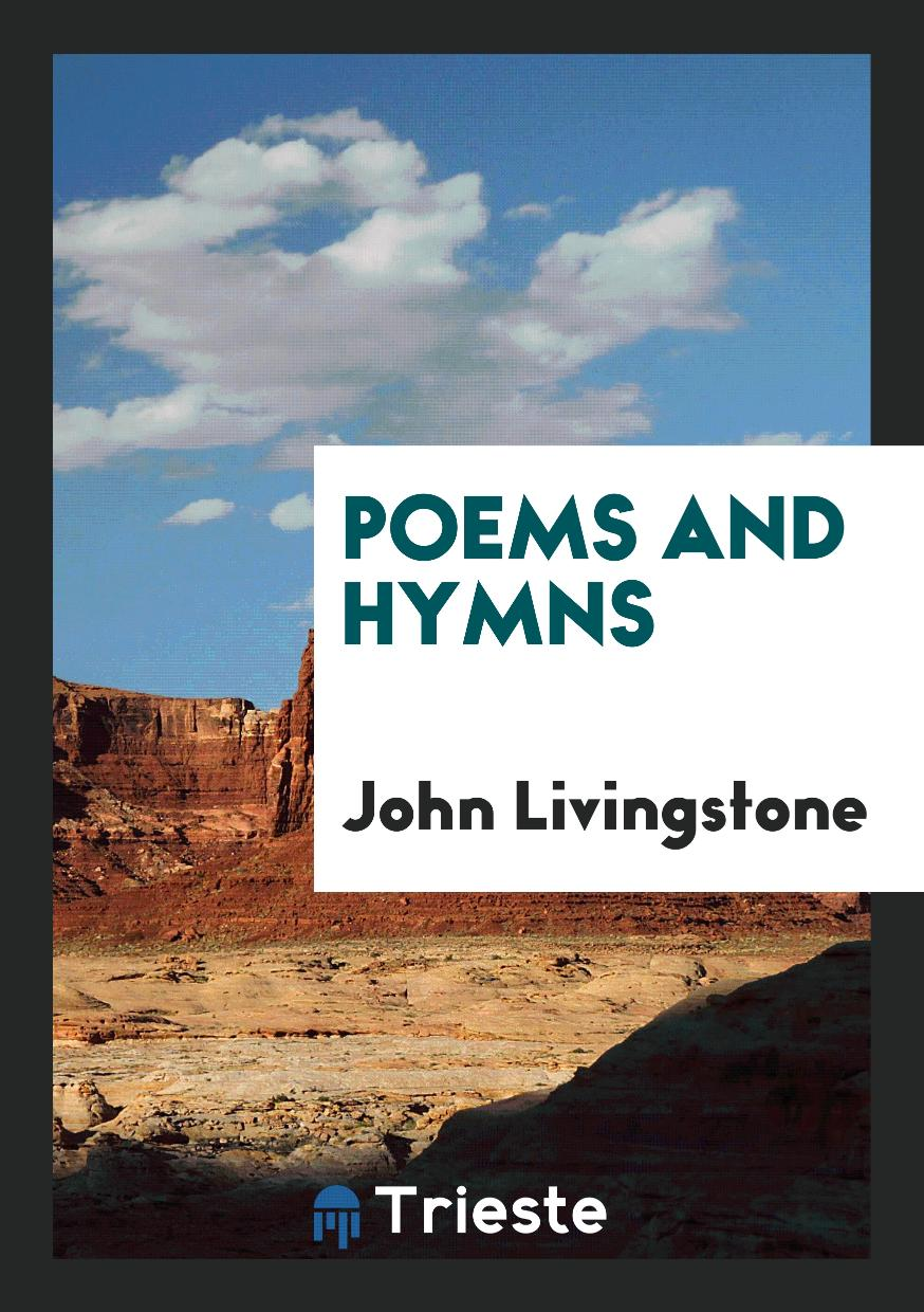 Poems and Hymns