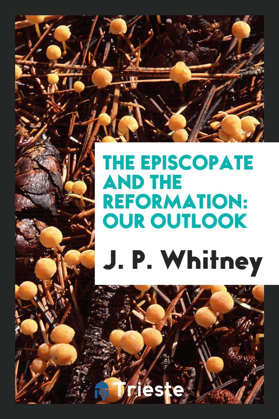 The Episcopate and the Reformation: our outlook
