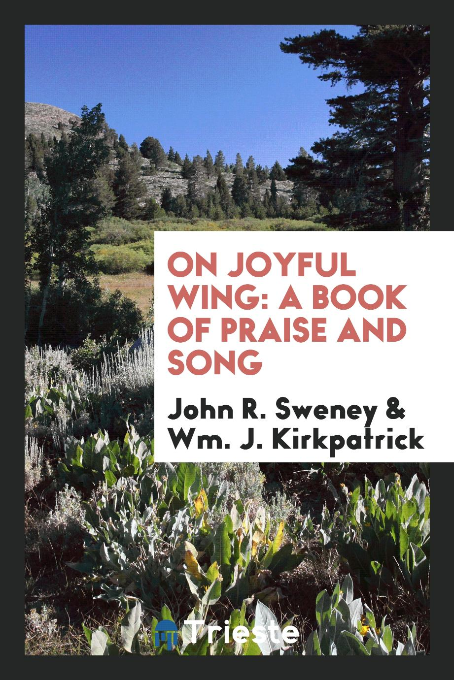 On Joyful Wing: A Book of Praise and Song
