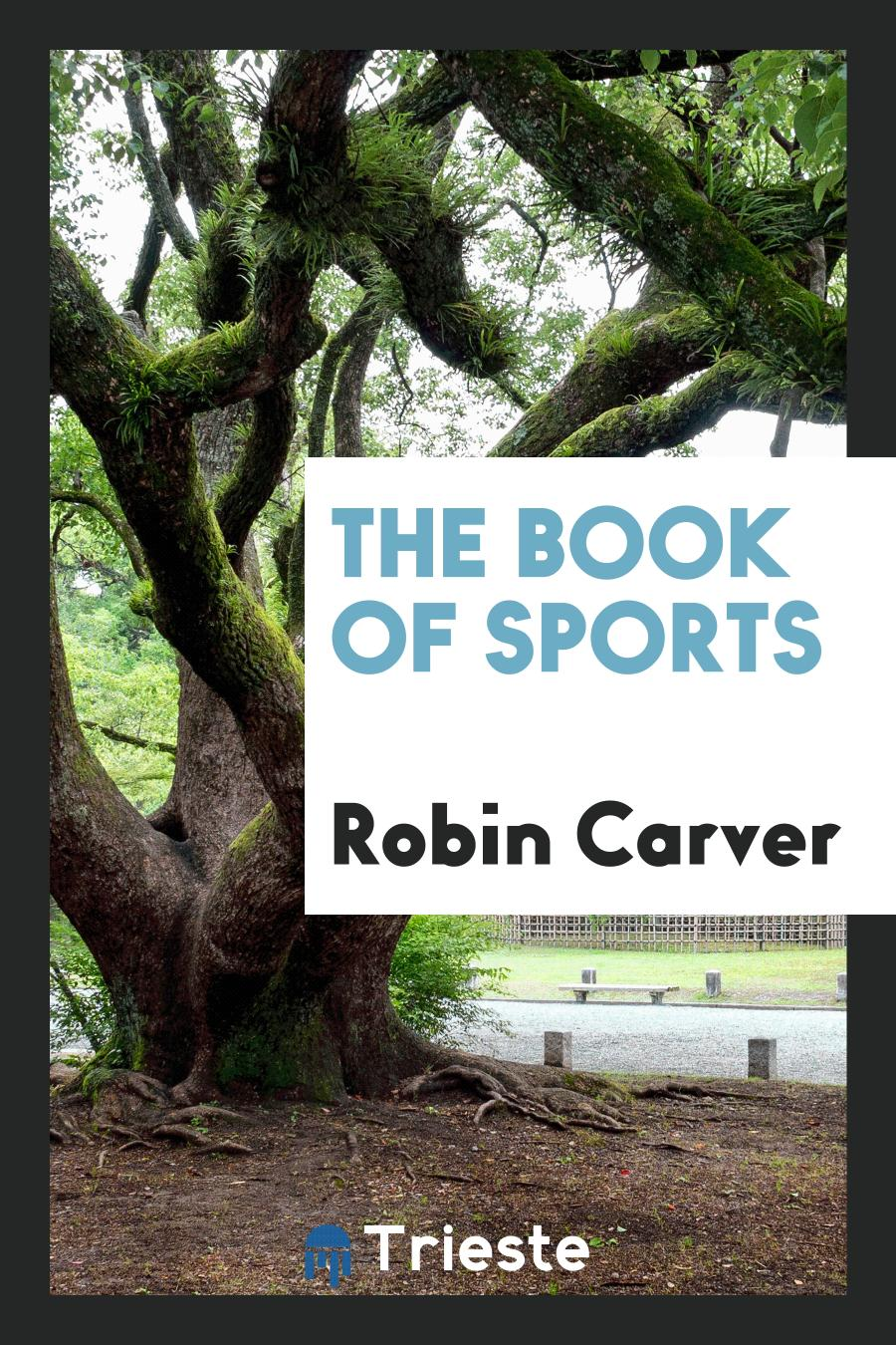 The Book of Sports