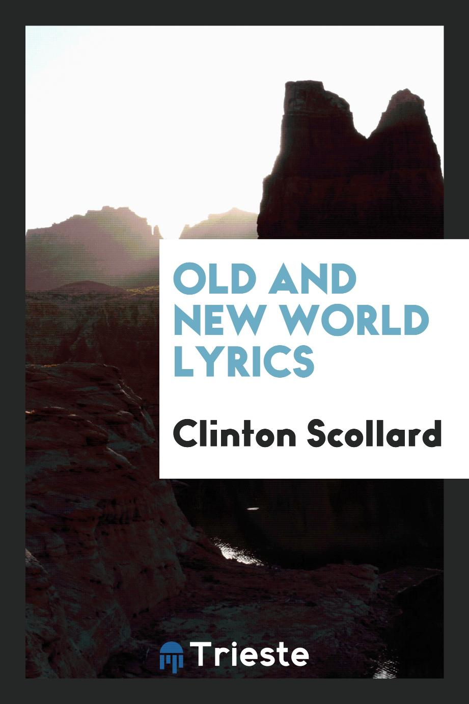 Old and New World Lyrics