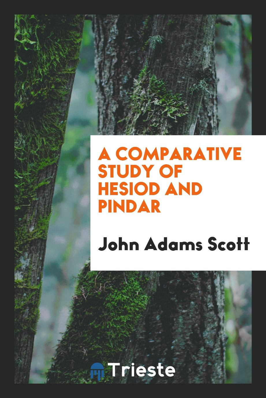 A Comparative Study of Hesiod and Pindar