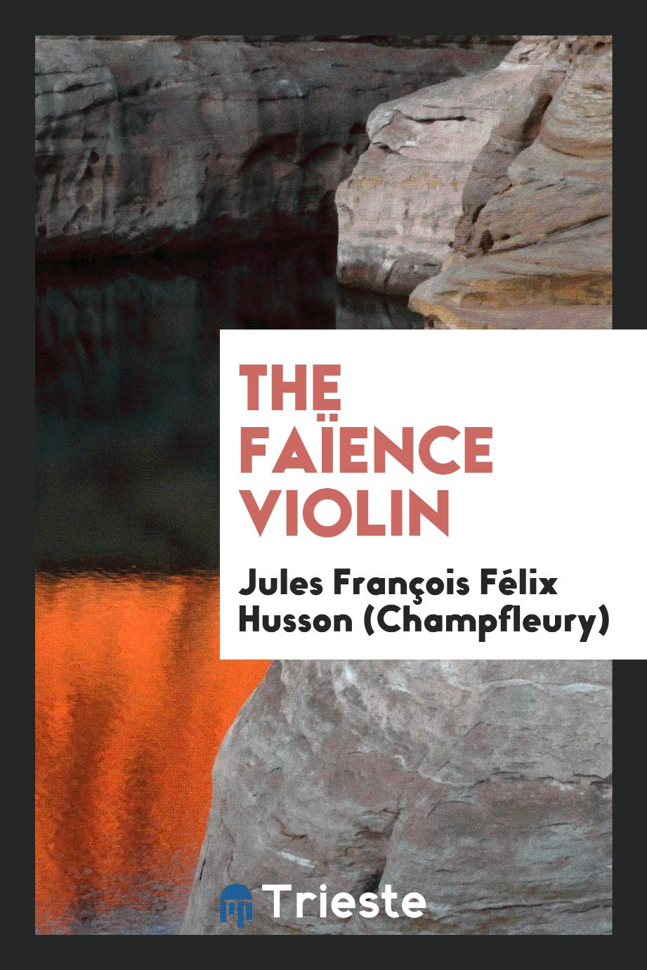 The Faïence Violin