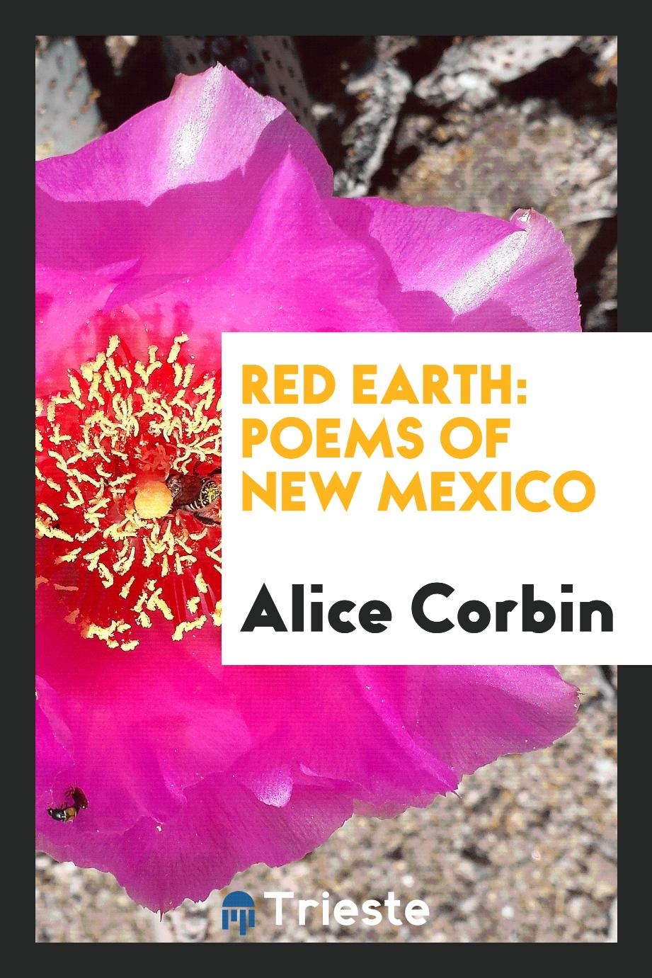 Red earth: poems of New Mexico
