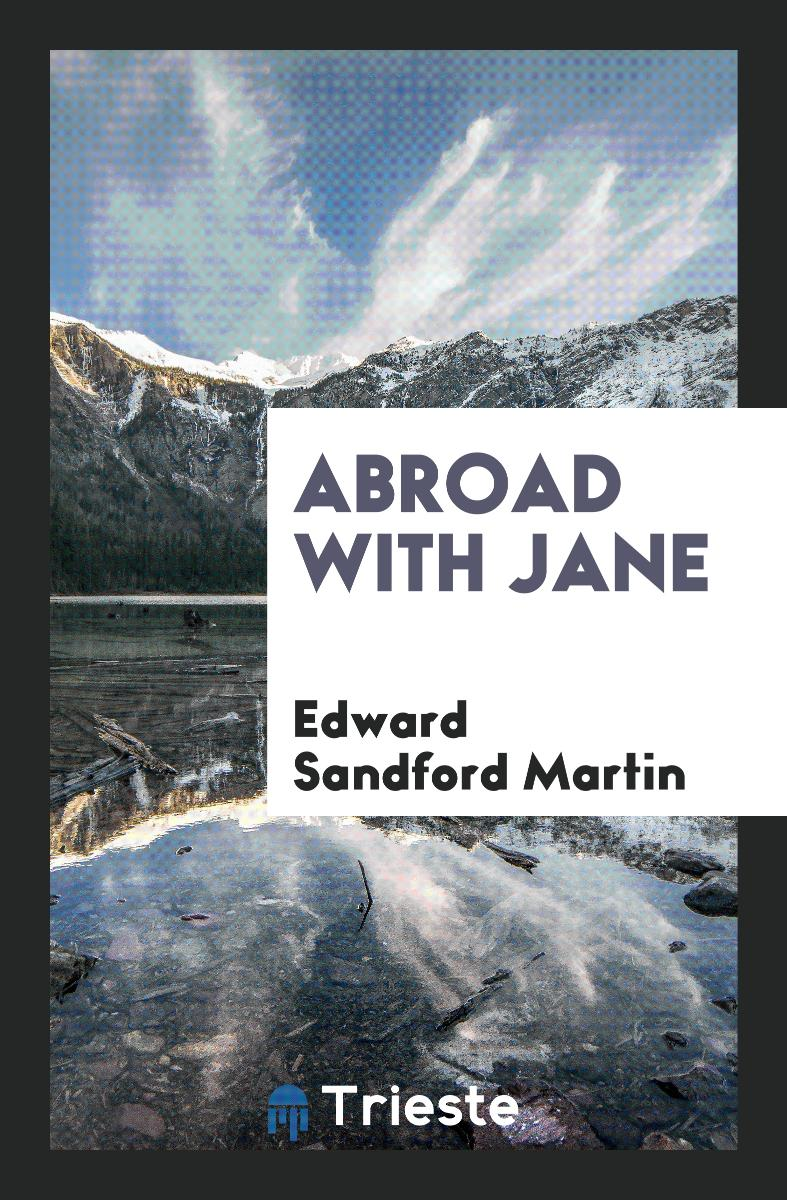 Abroad with Jane