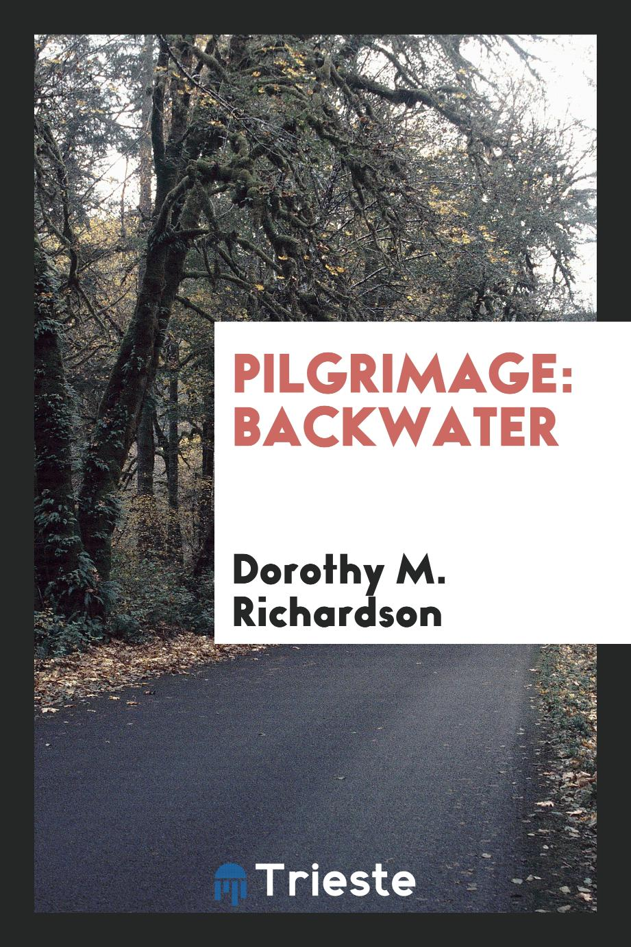 Pilgrimage: Backwater