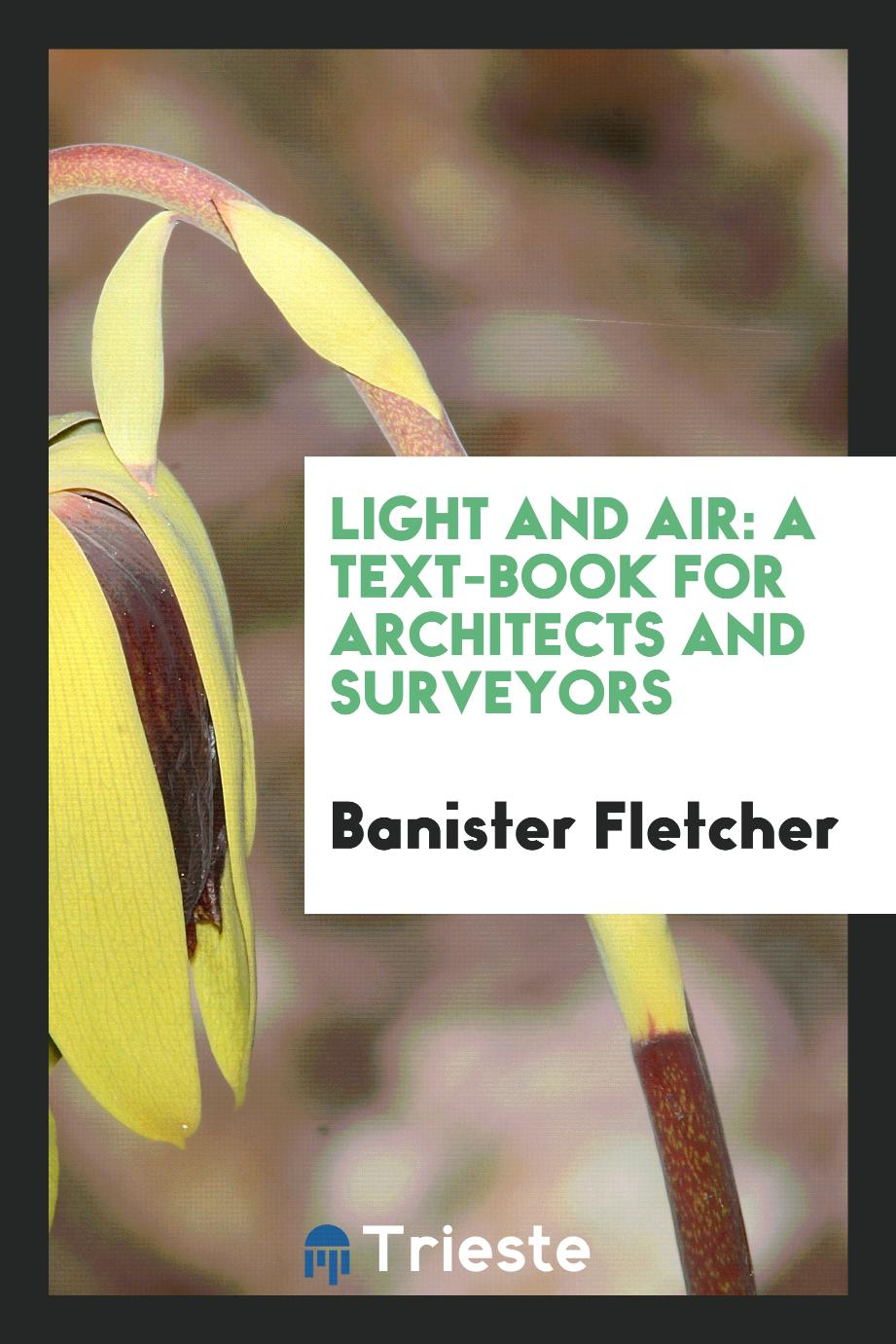 Light and Air: A Text-Book for Architects and Surveyors