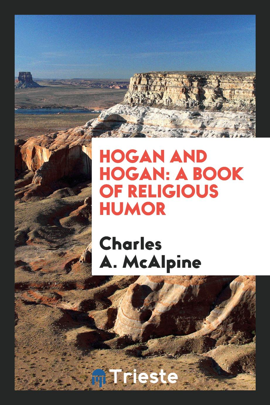 Hogan and Hogan: A Book of Religious Humor