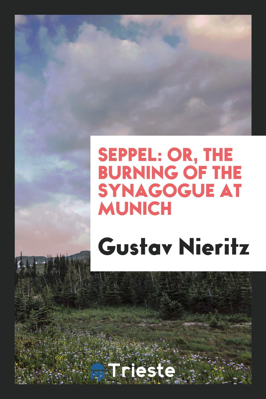 Seppel: Or, The Burning of the Synagogue at Munich