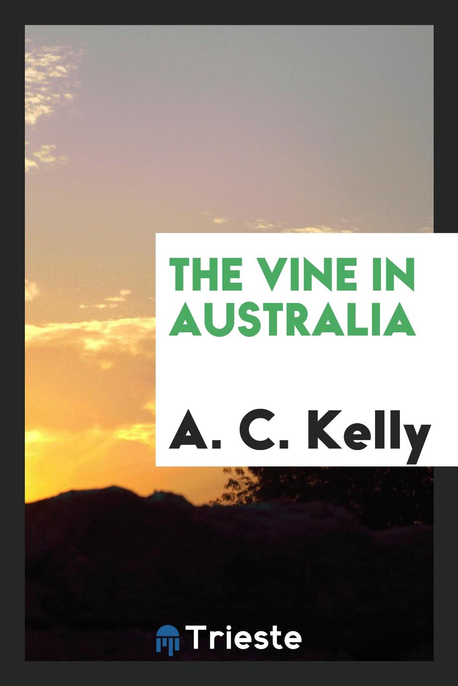 The Vine in Australia