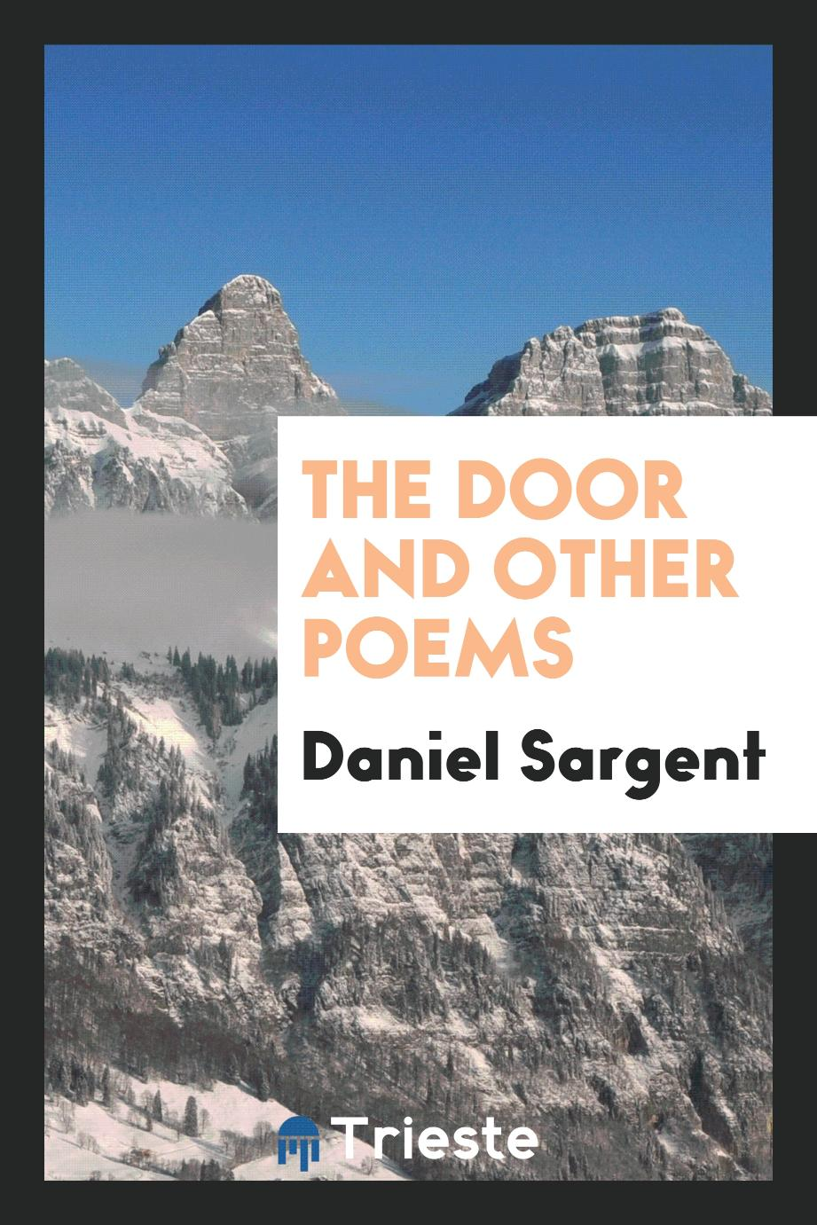 The Door And Other Poems