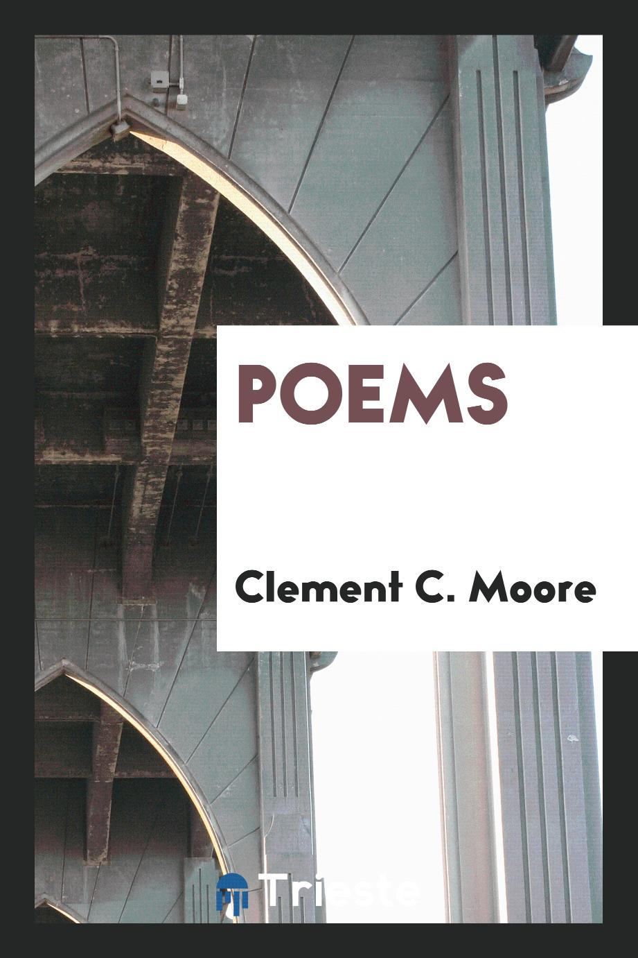 Clement C. Moore - Poems