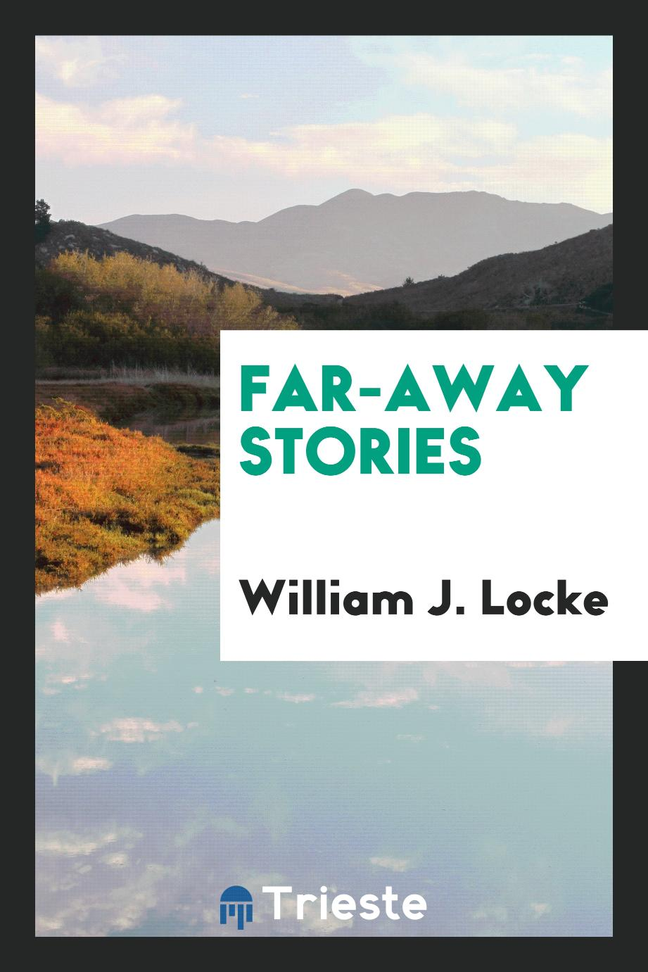 Far-away stories