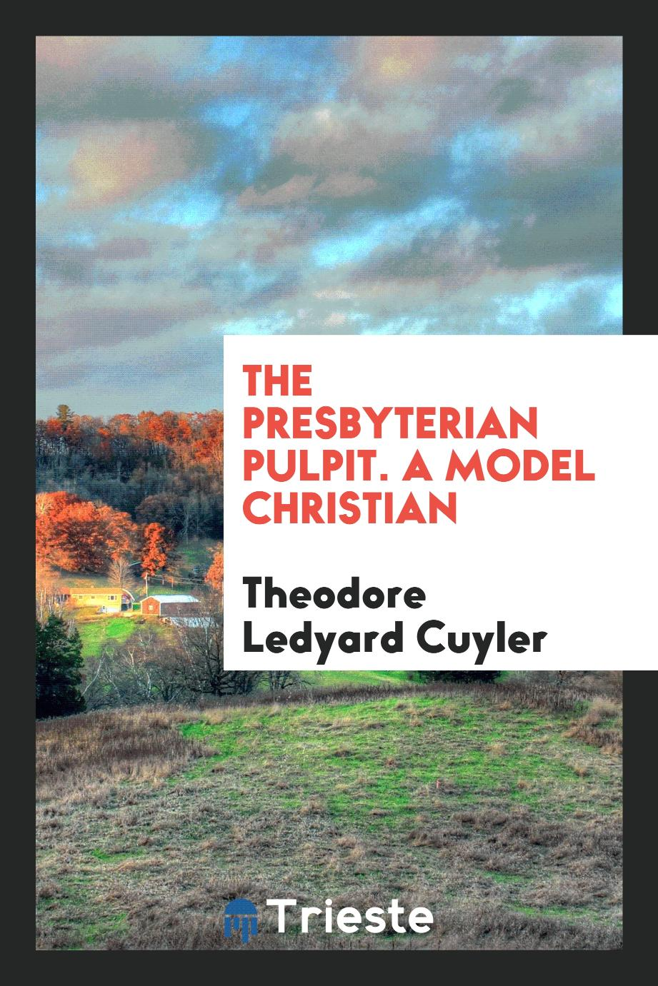 The presbyterian pulpit. A model Christian