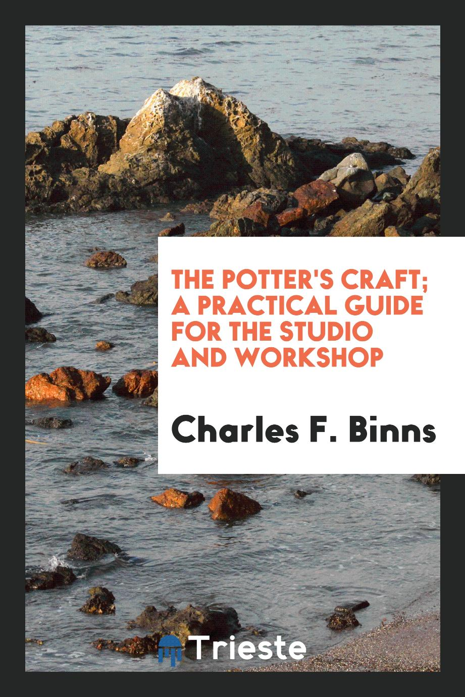 The potter's craft; a practical guide for the studio and workshop