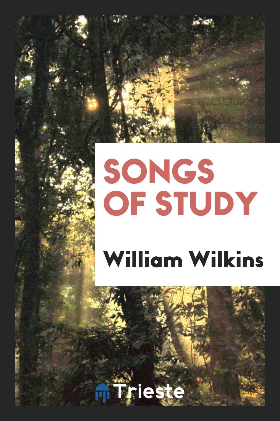 Songs of study