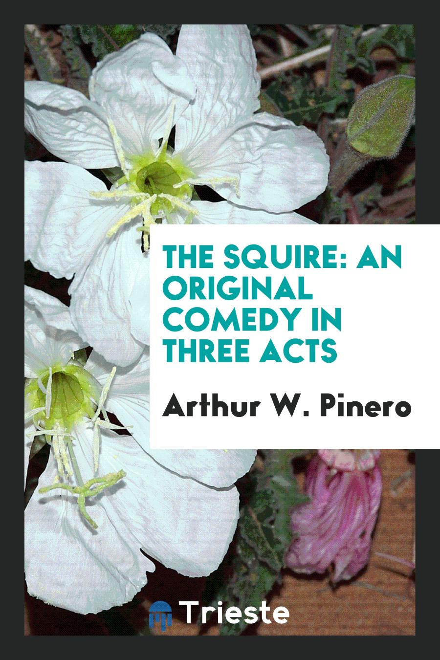The Squire: An Original Comedy in Three Acts