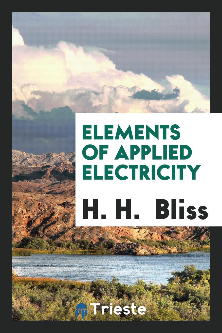 Elements of Applied Electricity