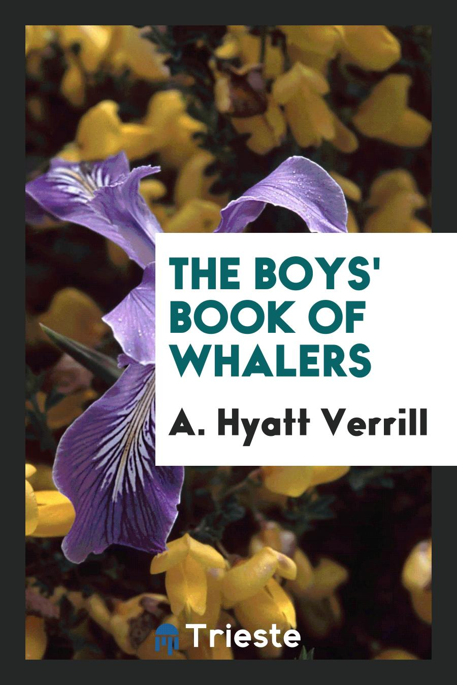 The Boys' Book of Whalers