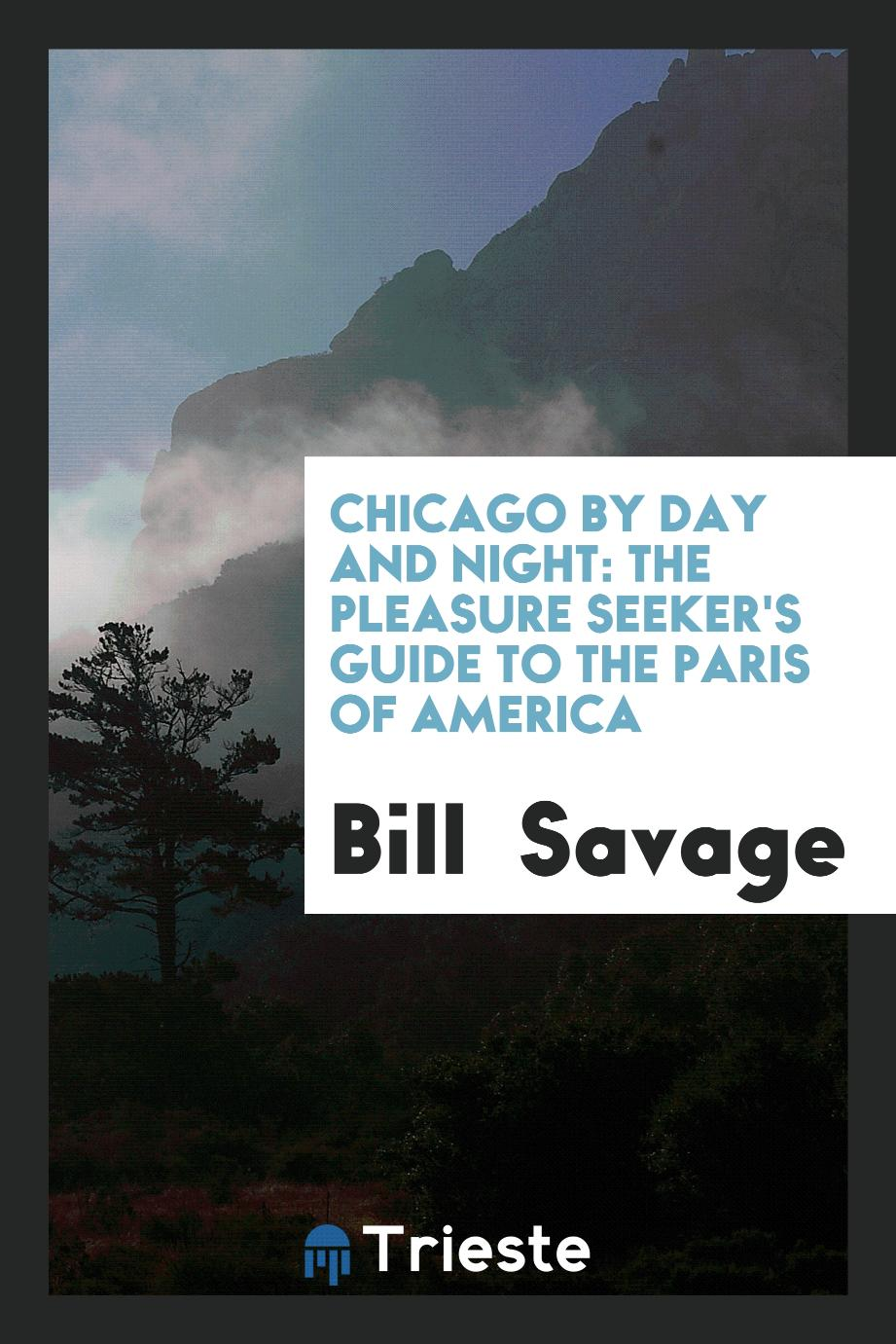 Chicago by day and night: the pleasure seeker's guide to the Paris of America