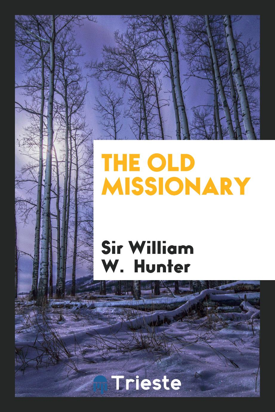 The Old Missionary