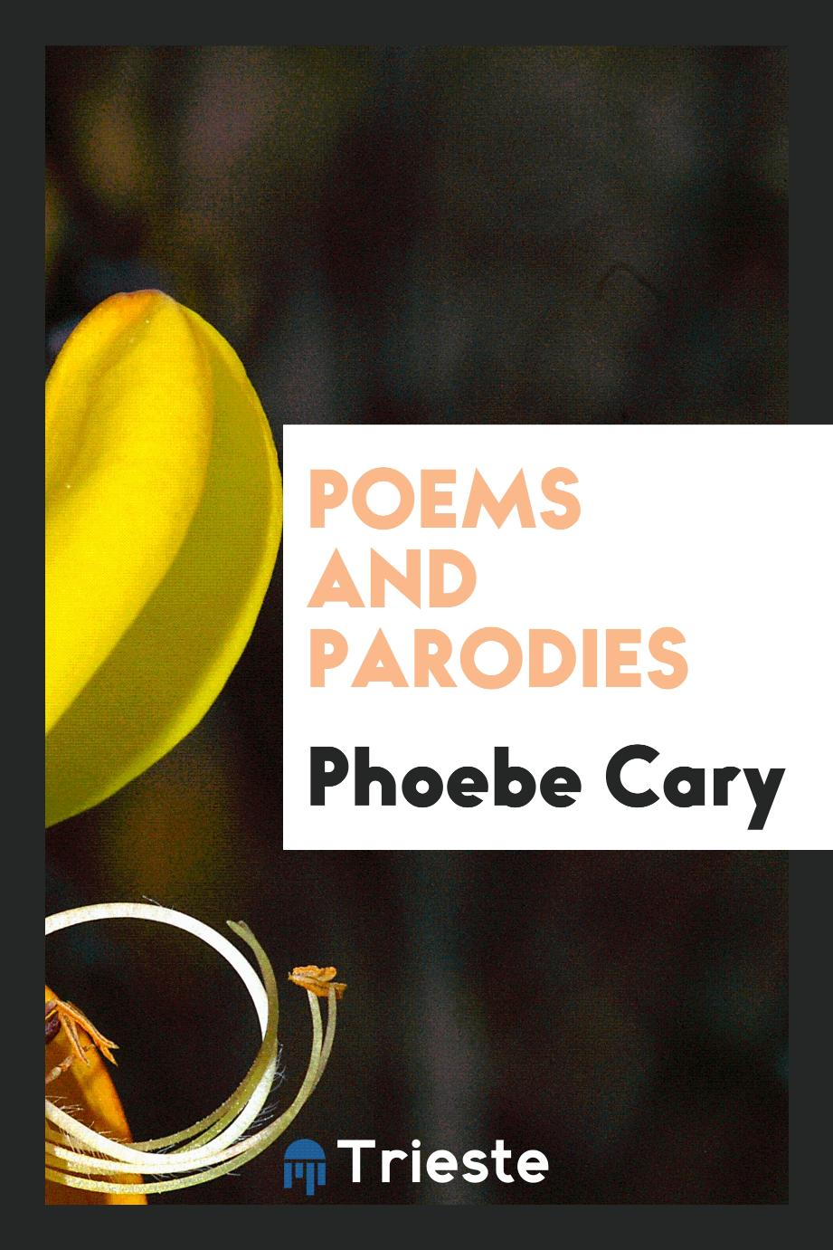Poems and parodies