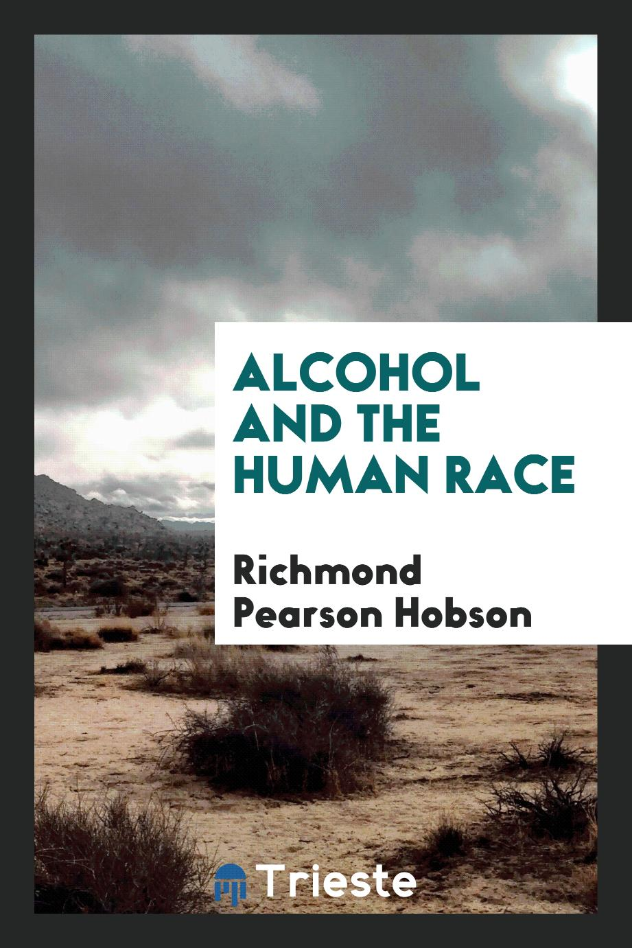 Alcohol and the human race