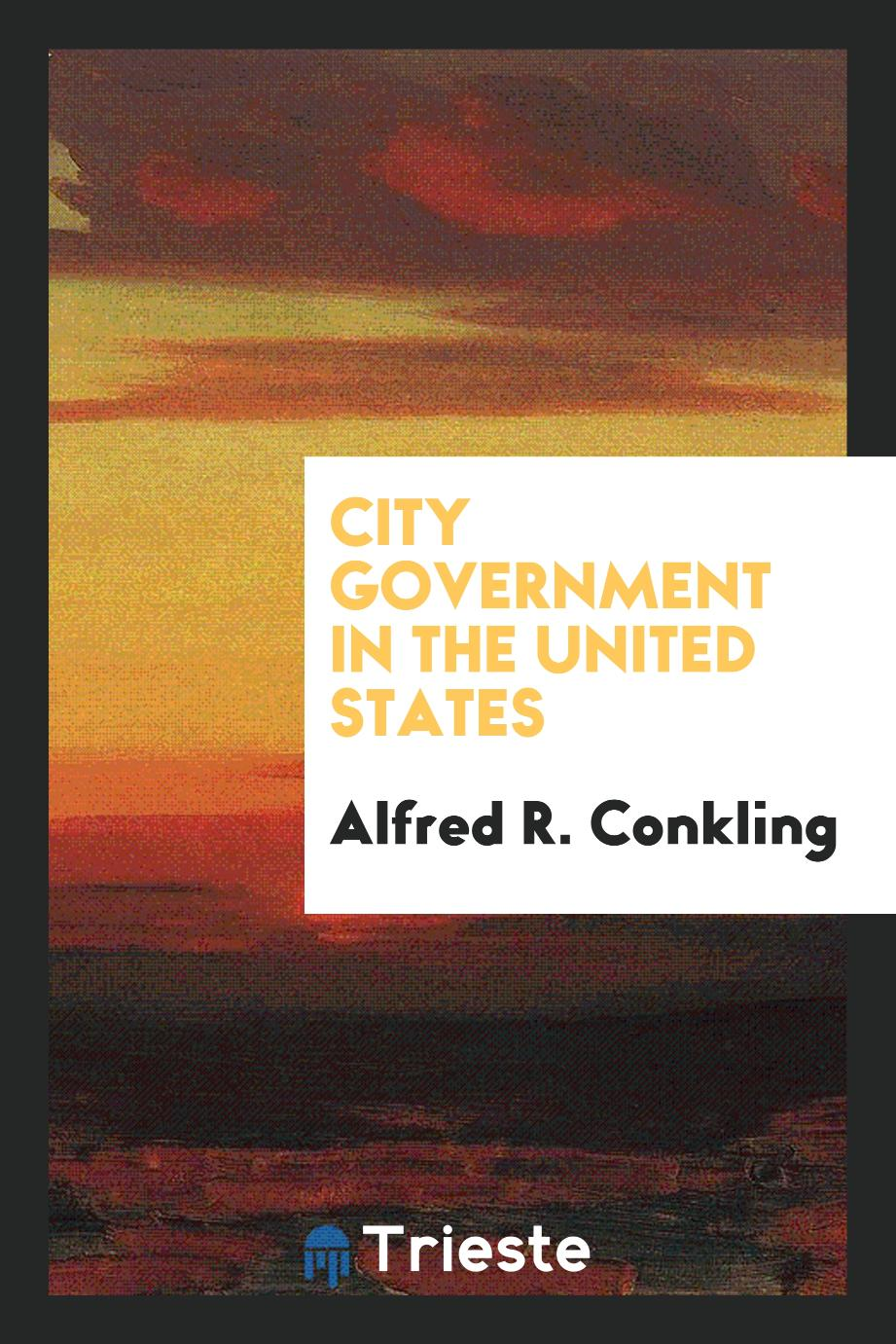 City Government in the United States